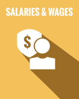 Salaries & Wages
