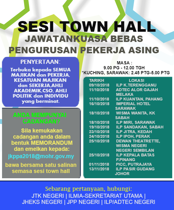 Townhall Session