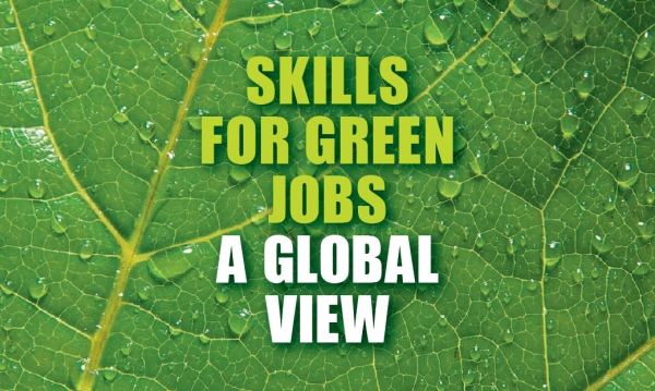 Skills For Green Job - A Global View