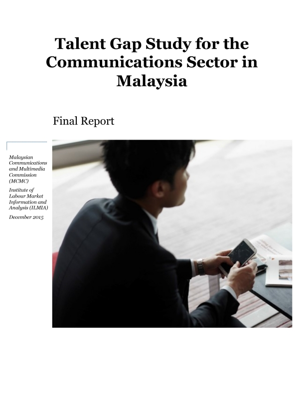 A Talent Gap Study for the Communications Sector in Malaysia