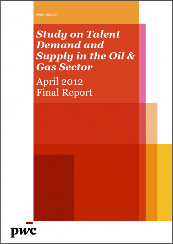 Study on Talent Demand and Supply in the Oil and Gas Sector