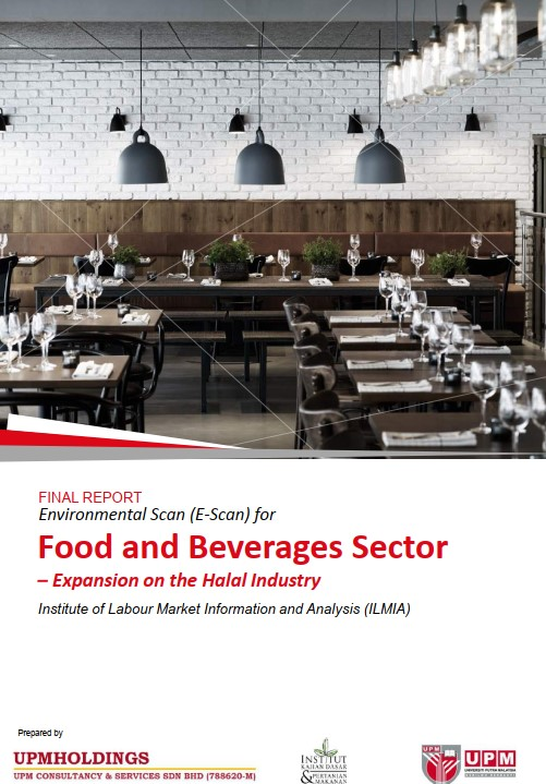Environmental Scan (E-Scan) for Food and Beverages Sector – Expansion on the Halal Industry