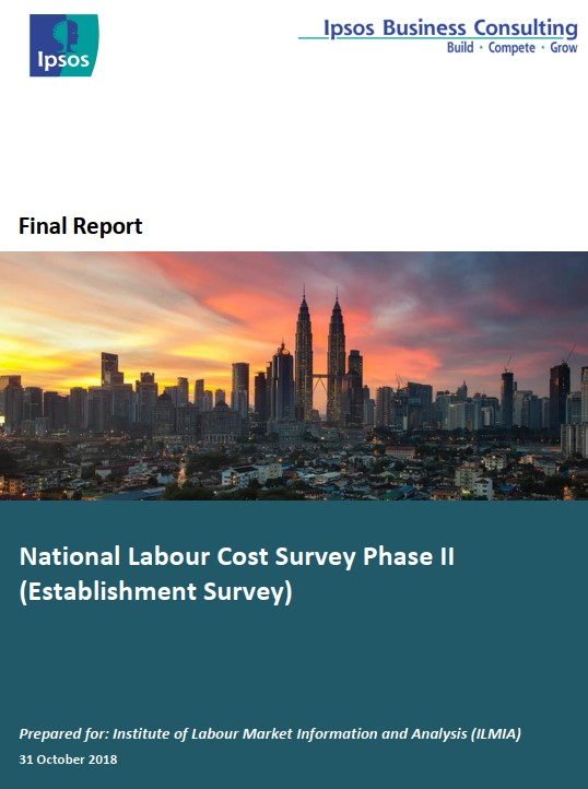 National Labour Cost Survey (Phase II)