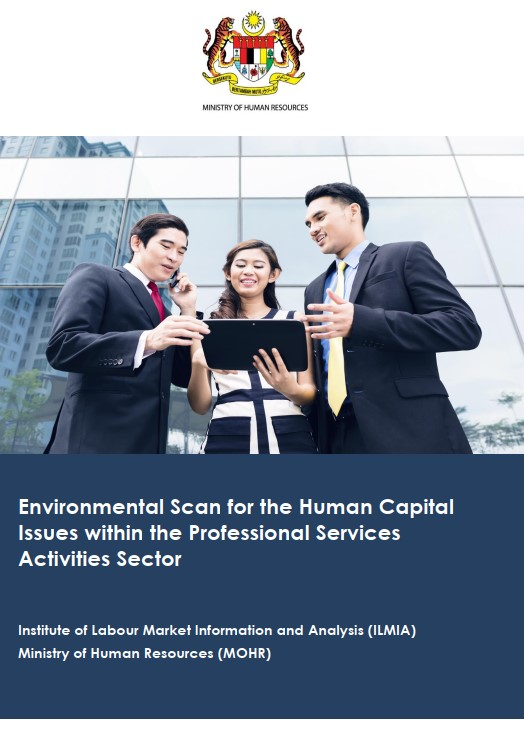 Environmental Scan for the Human Capital Issues within the Professional Services Activities Sector