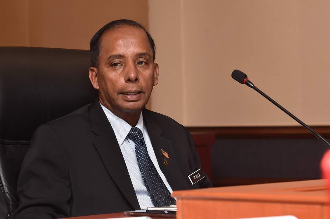 Lawatan Kerja YB Tuan M. Kulasegaran, Menteri Sumber Manusia ke Institut Maklumat dan Analisis Pasaran Buruh (ILMIA)